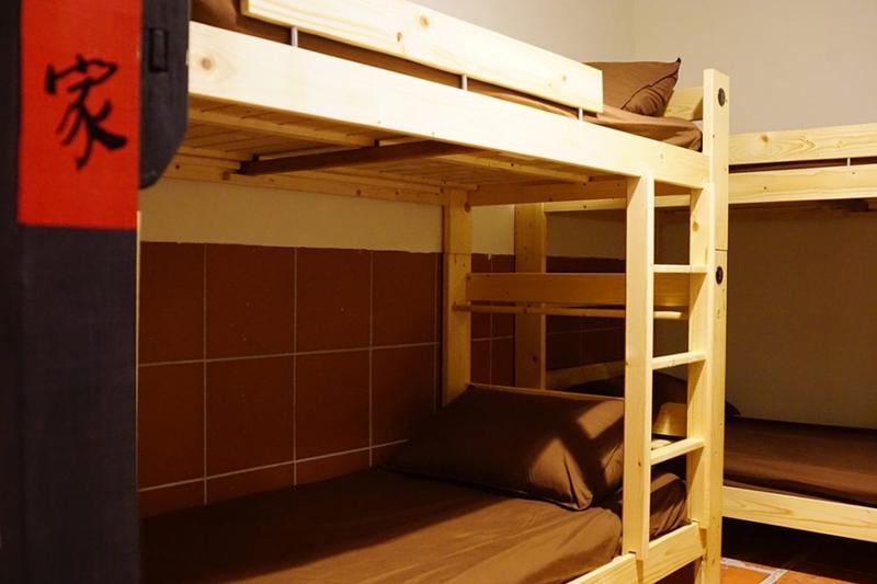 北山古洋樓-團體-彈性-四人宿舍床位房