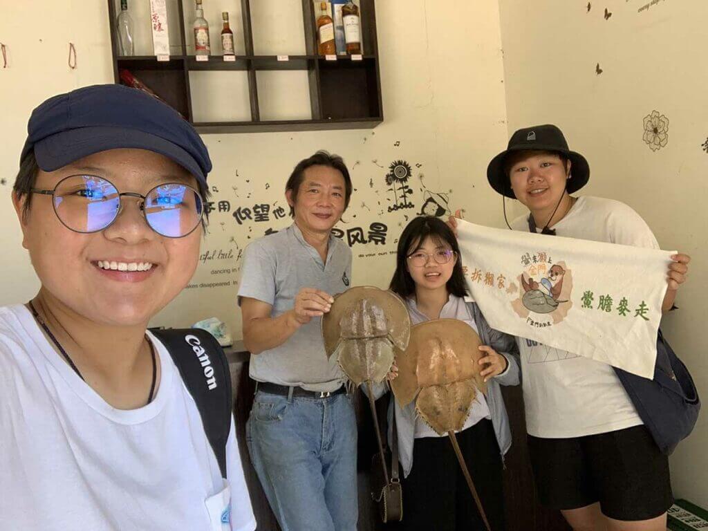 青年壯遊台灣