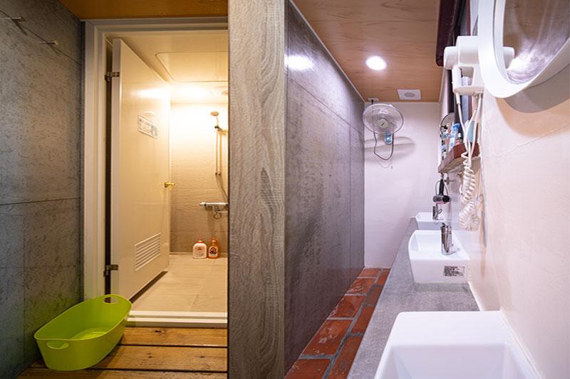 北山古洋樓-共用衛浴